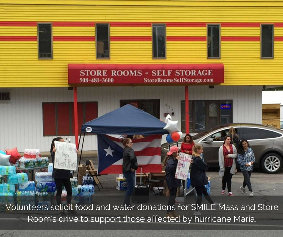 volunteers-solicit-food-and-water-donations-for-smile-mass-and-store-rooms-drive-to-support-those-affected-by-hurricane-maria