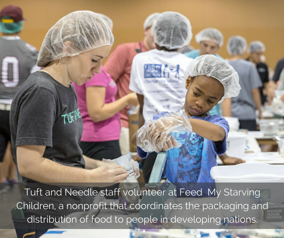 tuft-and-needle-staff-volunteer-at-feed-my-starving-children-a-nonprofit-that-coordinates-the-packaging-and-distribution-of-food-to-people-in-developing-nations