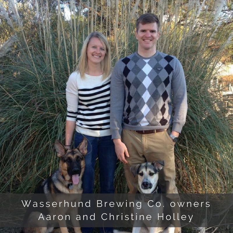 wasserhund-brewing-co-owners-aaron-and-christine-holley
