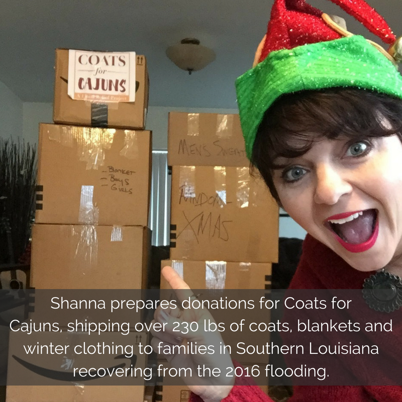 shanna-prepares-donations-fro-coats-for-cajuns-shipping-over-230-lbs-of-coats-blankets-and-winter-clothing-to-families-in-south-louisiana-recovering-from-the-2016-flooding