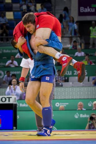 """A Broken Leg of an Athlete"" Photo by Rashad Mehdiyev"