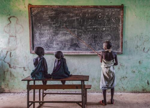 """""""Classroom"""" Photo by Wu Tzung Lee"""