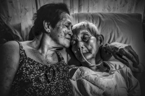 """Grow Old With You"" Photo by Christopher Comeso"