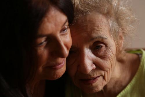 """Mother Love"" Photo by Fatma Demir"