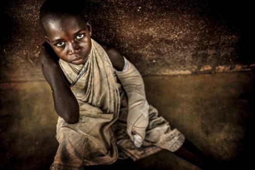 """""""Koffi - A Girl Called Hope"""" Photo by Antonio Aragon Renuncio"""