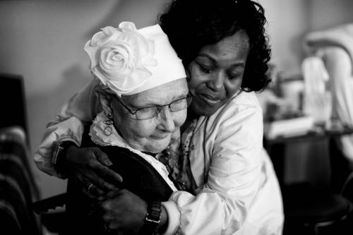 """Bonus Days at Alive Hospice"" Photo by Jon Kent"