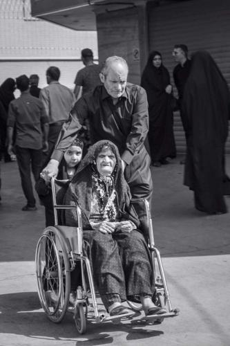 """Old Love"" Photo by Mahnam Nasimizadeh"