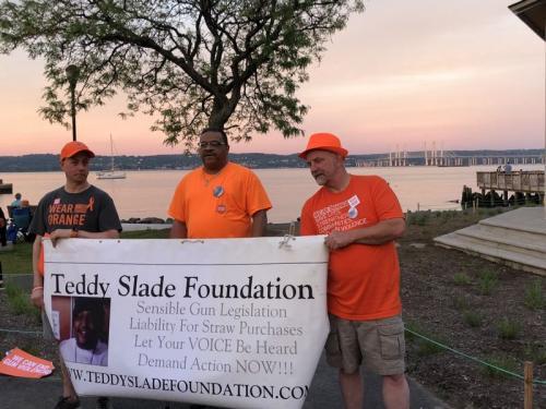 """In Honor of Teddy Slade"" Photo by Spenta Cama"