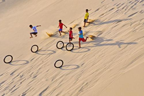 """Peaceful Childhood"" Photo by Loc Mai"