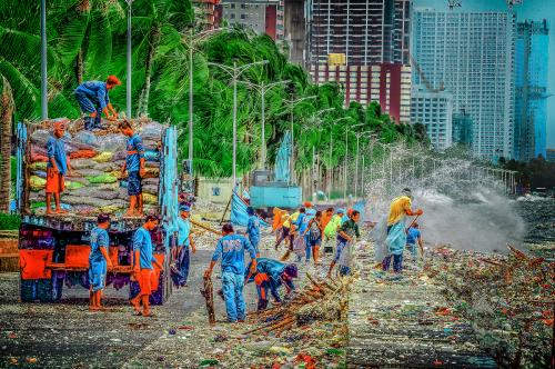 """Volunteerism"" Photo by Jose Melencio Brillo"